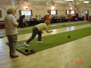 Short Mat Bowling Friends In Retirement Solihull